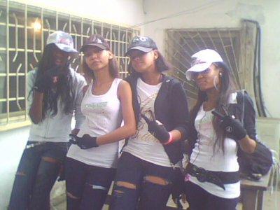 jolies les filles