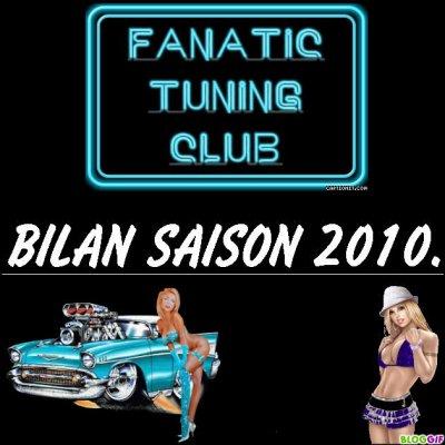 BILAN SAISON 2010.