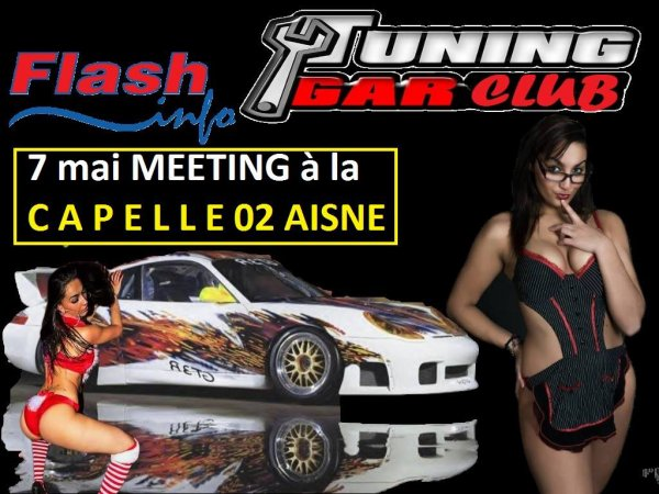 MEETING DE LA CAPELLE 2017.