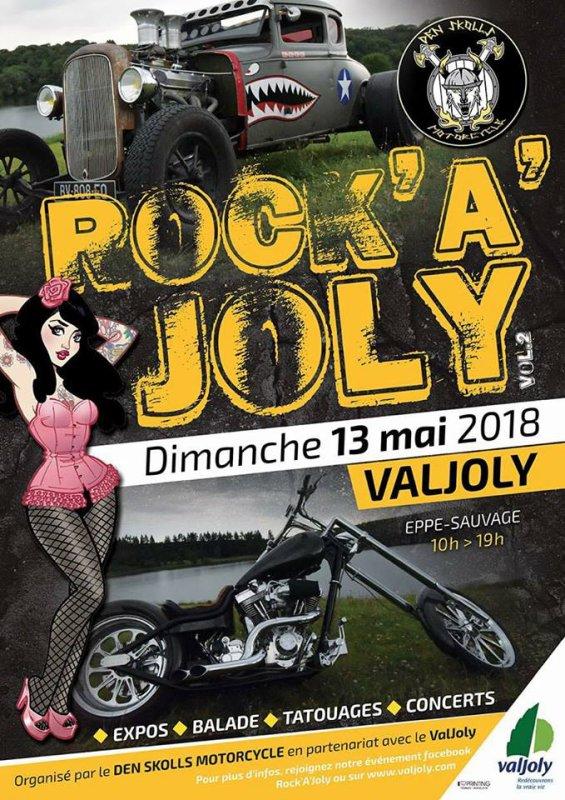 ROCK'A'JOLY 2018.