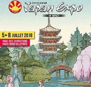 VUE AU JAPAN EXPO 2018.