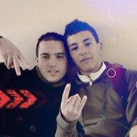 me & rami again lOol