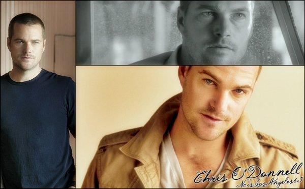Chris O'Donnell - G. Callen