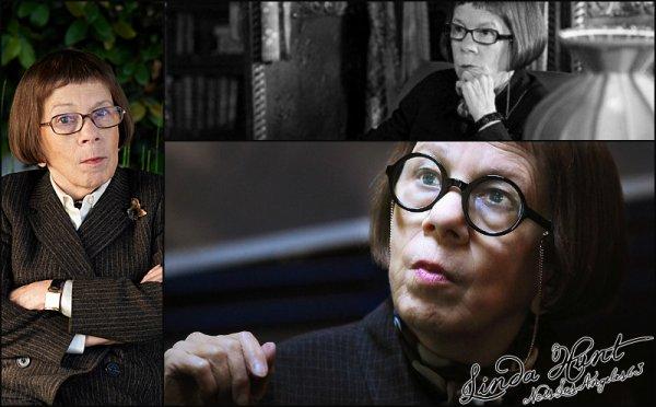 """Linda Hunt - Henrietta """"Hetty"""" Lange"""