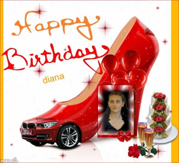 ♥♥♥ joyeux anniversaire diana ♥♥♥