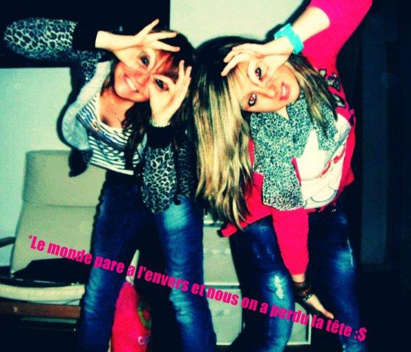 * Une Barbie Une soeur <3 !