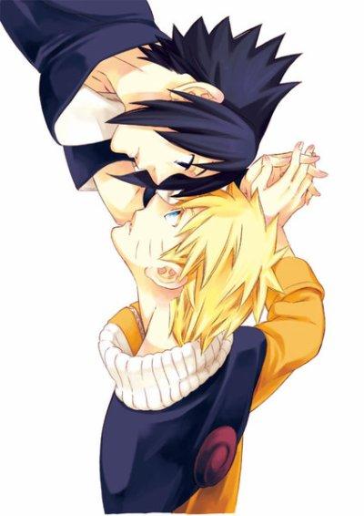 Sasuke X Naruto  Cette fois-ci pour Atsuko-kei ;)