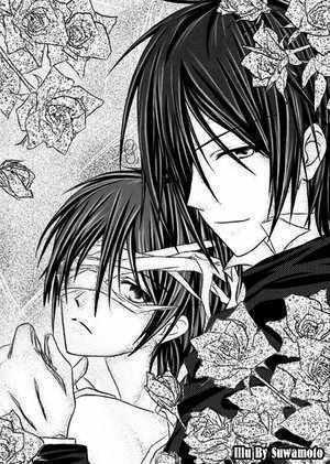 Sebastian X Ciel de Kuroshitsuji Pour Parce-Que-Tout-A-Une-Fin :)
