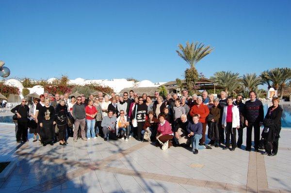 Nouvel an à Djerba