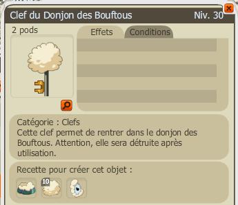 Donjon Bouftou