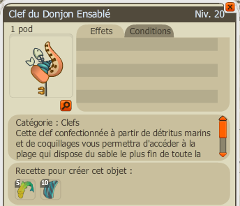 Donjon Ensablé