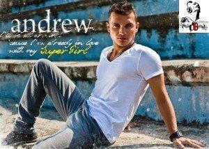 ANDREW  / SUPERGIRL (ORIGINAL RADIO EDIT) (2012)