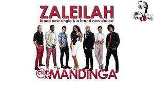 Mandinga  / ZALEILAH 2011 (Original Radio Edit) (2012)
