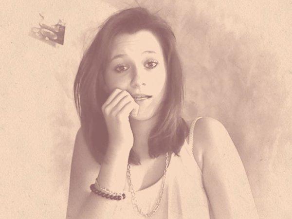 C'st moi ;) Parle pas pour rien Chérie :* ♥