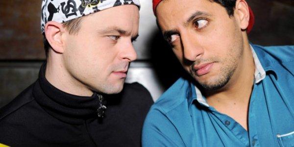 OS-Majid et Hugues: Kiss Me