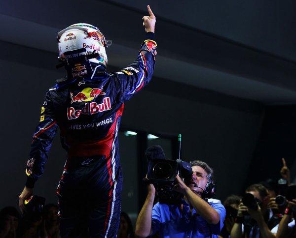 Formule 1:Grand Prix de Singapour