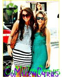 Quelle tenue préfère tu Miley OU Emily ?   CHERCHE UNE OU PLUSIIEURS AFFILÉES %)