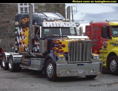 Camion americain tuning flamme blog de babard52000 - Camion americain tuning ...