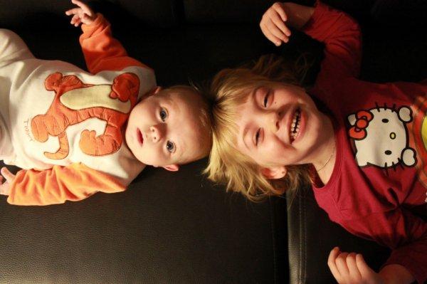 lorenzo melina mes enfants mon bonheur