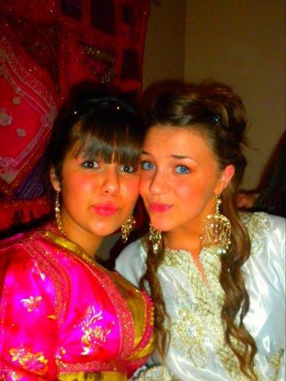 En Mode Rabzouza. Anissa & Shaïna ♥