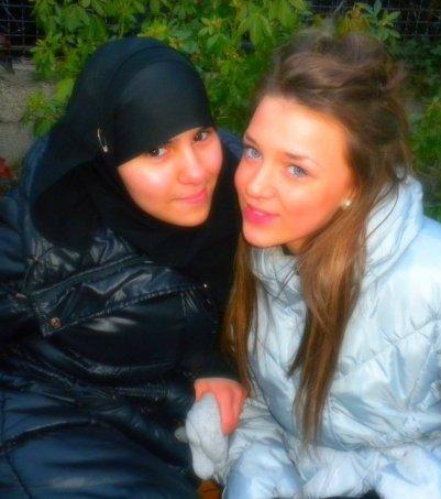 Leïla & Shaïna ♥