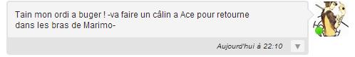 Gage de Ace