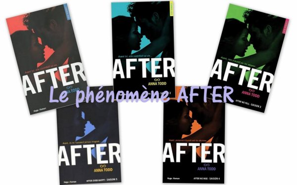 After (5 Tomes ) Anna Tood