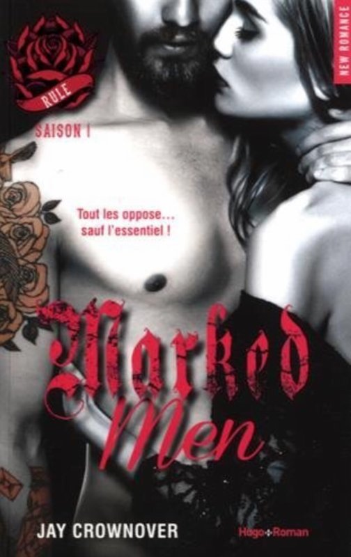 Marked Men Saison 1 de Jay Crownover