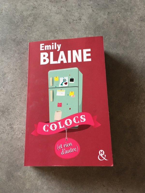 Colocs (et rien d'autre) d'Emily Blaine