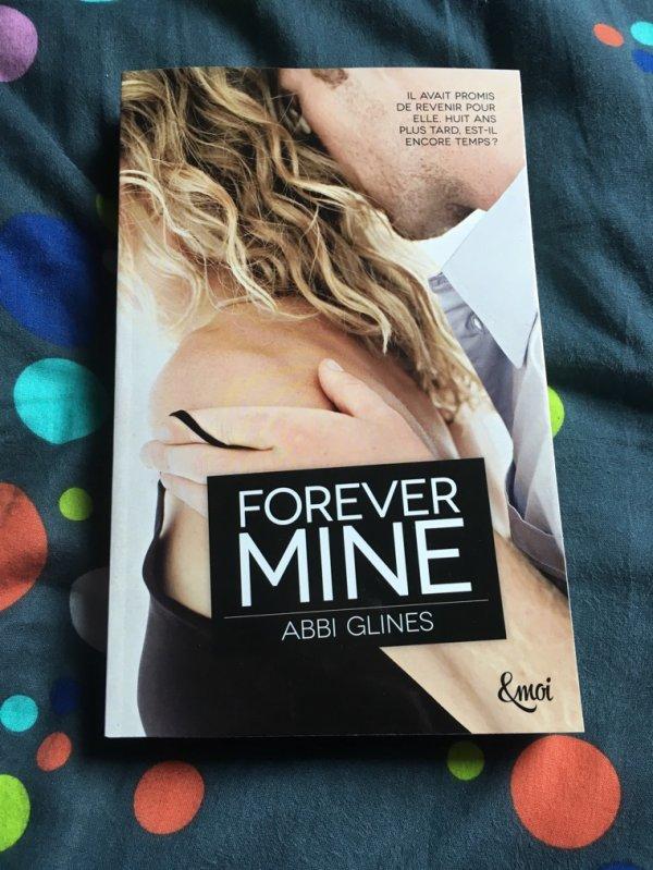 Forever Mine (série Rosemary Beach) de Abbi Glines