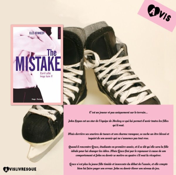 The Mistake de Elle Kennedy
