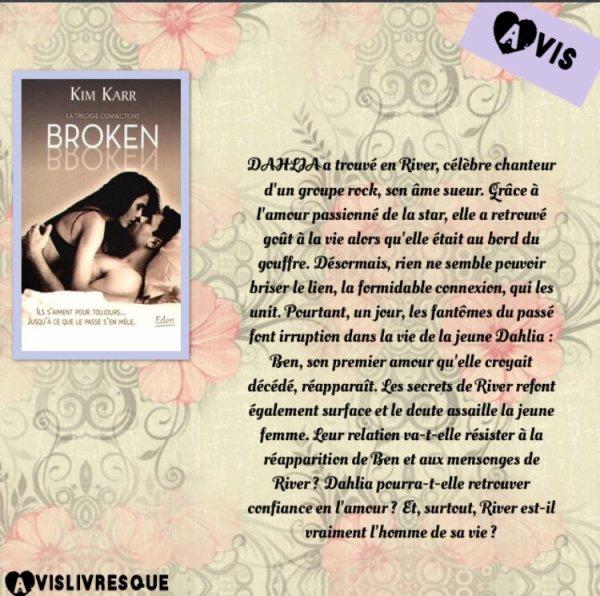 Broken de Kim Karr