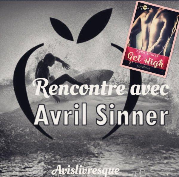 Rencontre avec Avril Sinner