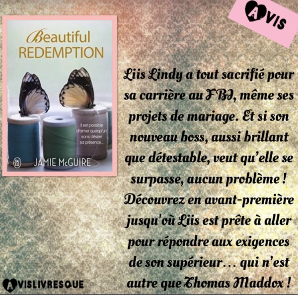 Beautiful Redemption de Jamie McGuire
