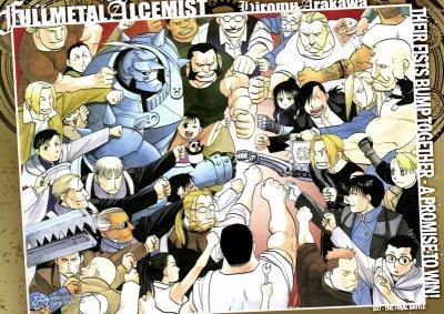 Géographie du monde de Fullmetal Alchemist (3ème partie)