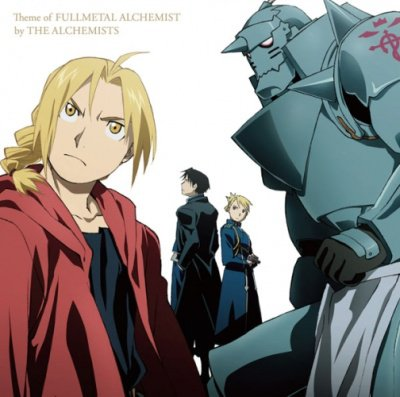OST theme FMA Brotherhood