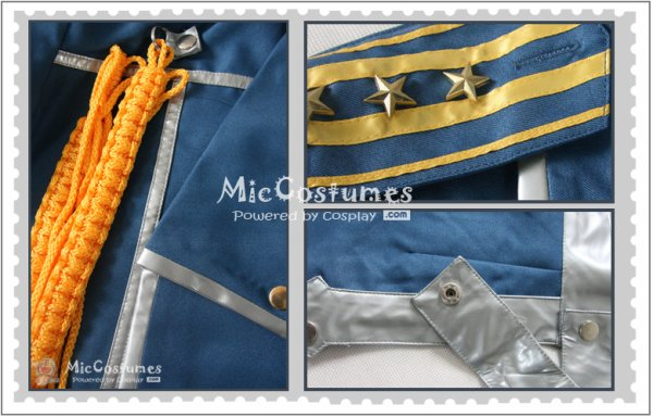Cosplay Militaire FMA