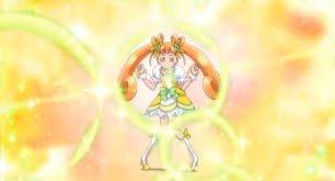 Cure Rosetta ( Doki Doki Pretty Cure )