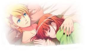Syo et Haruka <3