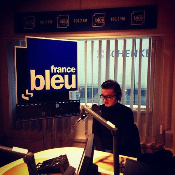 Radio direct + Photo couverture du courrier picard