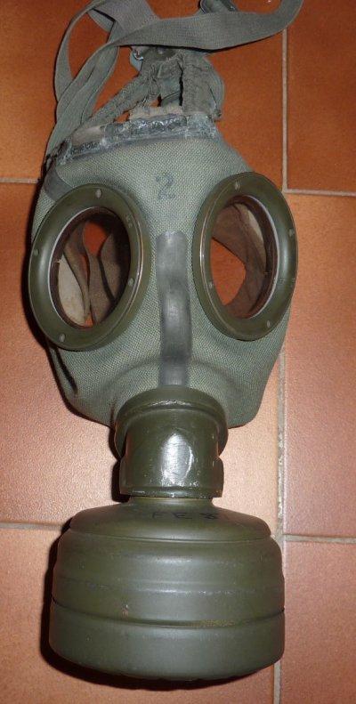 Masque Gaz Allemand