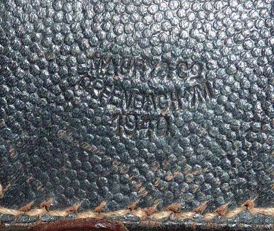 cartouchière pour 98K datée 1940