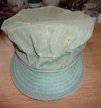casquette de treillis HBT