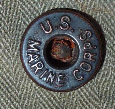 Veste de treillis modèle 1941 USMC