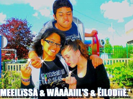 Waalid & EelLodiy & Moaa ♥