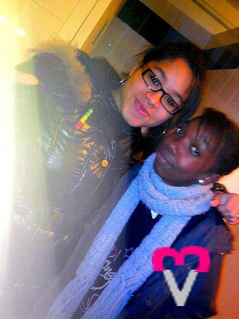 Caatliyn Benzema & MeelLiyssa Scheeriye ( Moaa ) ♥