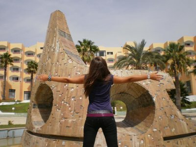 The world is mine!!! :)