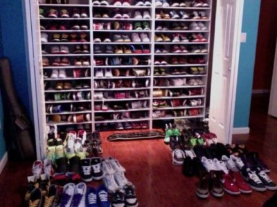 justin bieber et ses chaussures