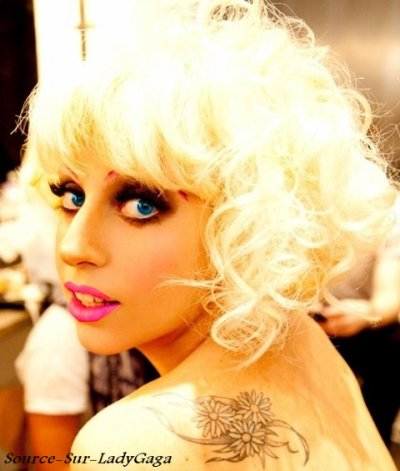 Lady Gaga avoue...