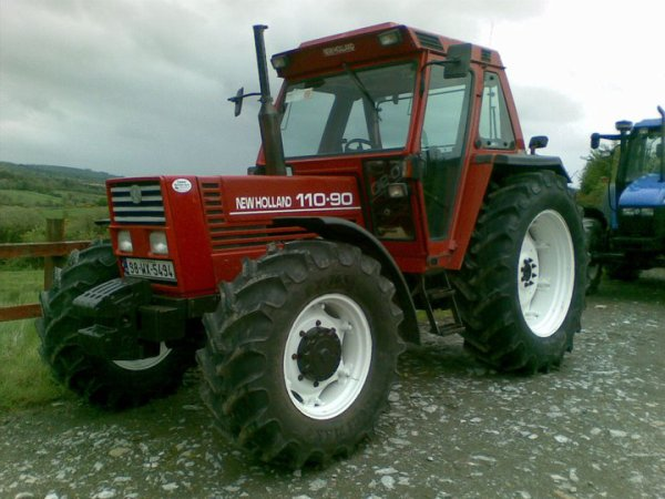 fiatagri  new  holland  110-90